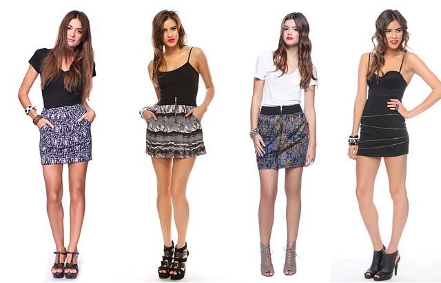falda-corta-modelos-juveniles