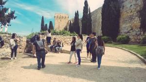 sortida Tarragona romana