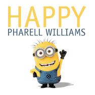 HAPPY_PHARREL WILLIAMS